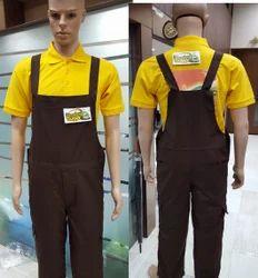 Industrial Safety Uniforms- Maintenance U-21