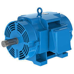 Three Phase 1 HP High Efficiency Motor