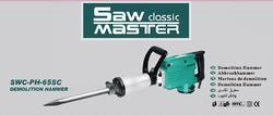 Sawmaster Demolition Hammer SWC-PH-65SC