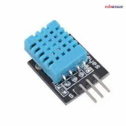Robocraze Dht11 Temperature and Humidity Sensor Module