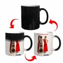 Customized Magic Photo Mug