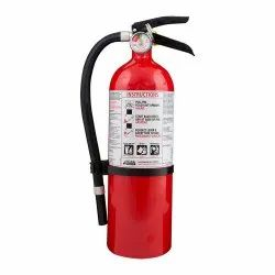 Carbon Steel A Fire Extinguishers, Capacity: 4Kg