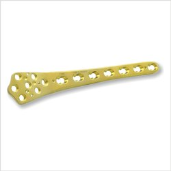 7 Hole Distal Femur Locking Plate