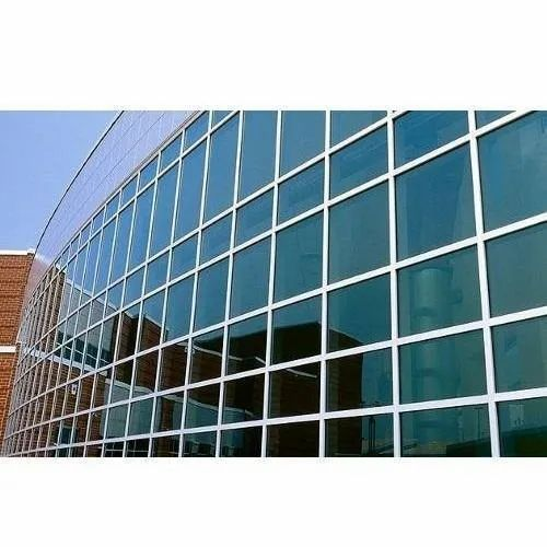 5mm Structural Glazing Glass