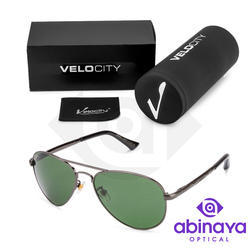 Velocity Polarized Branded Sunglass