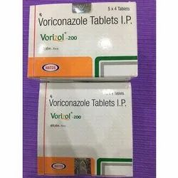 Vorizol 200 mg Injection