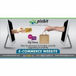 E Commerce Website Designing Service