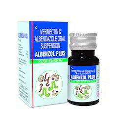 Albendazole & Ivermectin Oral Suspension