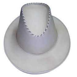 269f240f9f0 Mens Leather Hat - Gents Leather Hat Latest Price