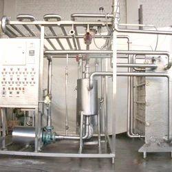 Curd Pasteurizer