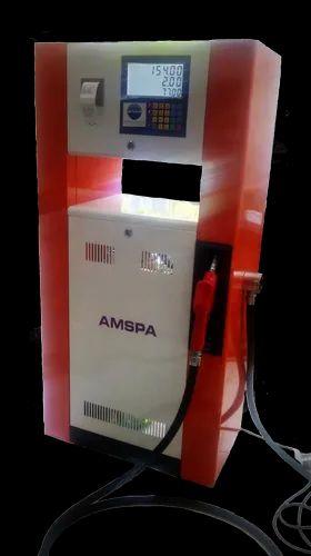Diesel Fuel Dispenser with Printer Ticket