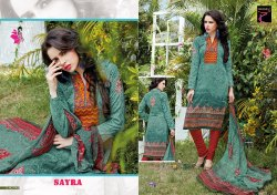 Khushika Ladies Cotton Fashion Wear Suit