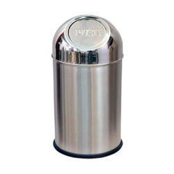 Steel Push Bin