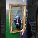 Touch Screen Selfie Magic Mirror
