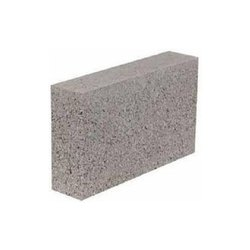 Rectangular Cement Brick, Size: 9 In. X 3 In. X 2 In., For Construction