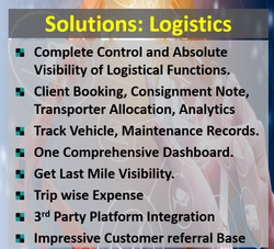 Logistics Management Solutions, Windows