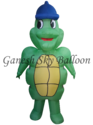 Turtle Character Inflatable