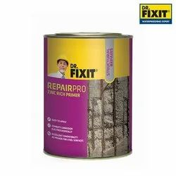 Dr. Fixit Zinc Rich Primer for Cathodic Protection to Re-Bars & Steel Surfaces