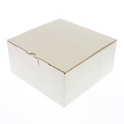 Pastries Packaging Box