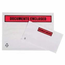Documents List Envelopes