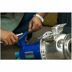 Vacuum Pump Maintenance Service, Bengaluru