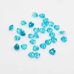 A. N. Gems American Diamond Heart