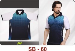 SB-60 Polyester T-Shirts