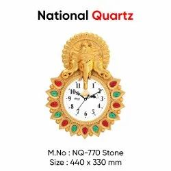 Attractive hall Ganpati Ganesh wall clock