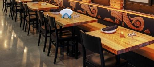 Restaurant Furniture Restaurant Wood Table Manufacturer