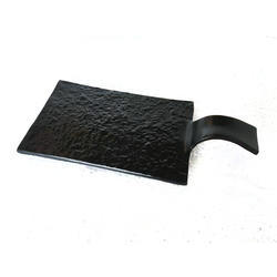 Flat Slate Style Platter