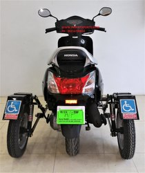 Handicapped Scooter - Handicapped Three Wheeler Scooty Latest Price