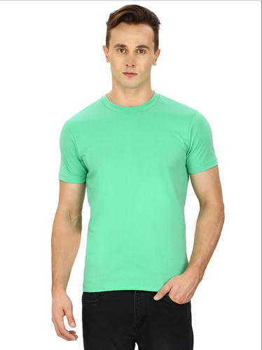 green t shirt mens