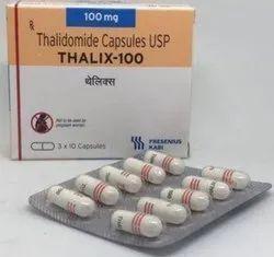 Thalix Thalidomide 100 Mg Capsule
