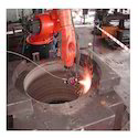 Onsite Wire Arc Spray Coating Service