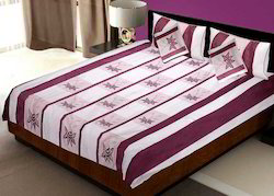 Decorative 5 Piece Silk Bedcover Covers Set 436