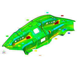 On-site And Off-site Metrology 3D Scan Inspection Services, in Pan India