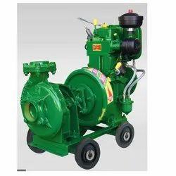 Engine with Pump Set 5 HP