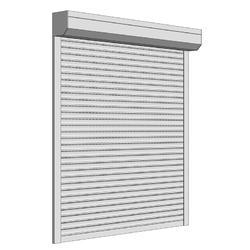 Exterior Rolling Shutter - Suppliers & Manufacturers in India