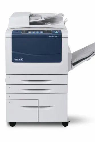 Xerox WC 5855 Photocopier Machine