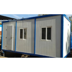 Puff Container Cabin