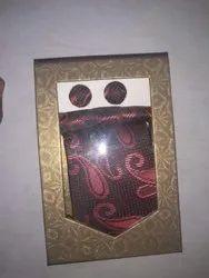 Maroon Gift Tie