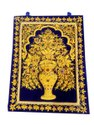 Indian Zari Jewel Carpet