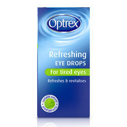 Optrex Infected Eye Drops