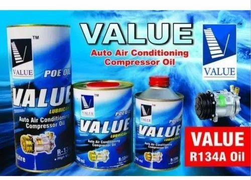 R134a Oil