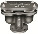Cast Iron Air Valve Double Acting Flanged (Extra Heavy Duty)