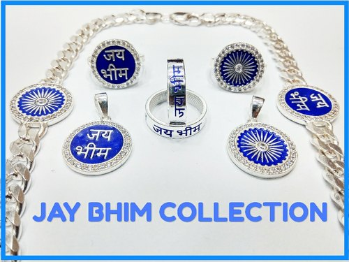 926 Sterling Silver Ring Jay Bhim
