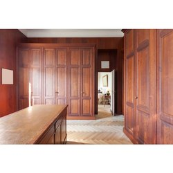 Wooden Panel Door