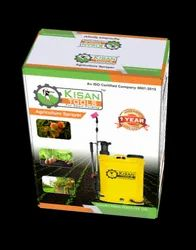 Kisan Tools Plastic Agricultural Sprayer, For Agriculture