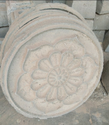 Designer Cement Ceiling Rose
