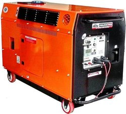 Mahindra Powerol Silent Portable Generator on Rent in Pan India for Industrial